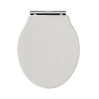 Chancery Soft Close Toilet Seat | Hudson Reed