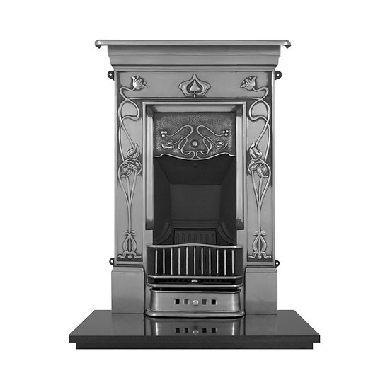 Crocus Cast Iron Combination Fireplace | Carron