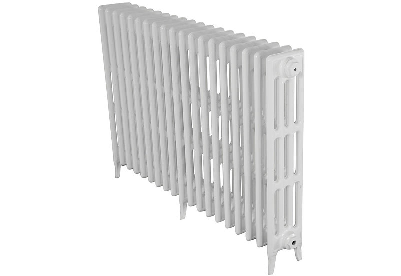 The Victorian 810mm, 4 Column, 19 Sections | Parchment White | Carron