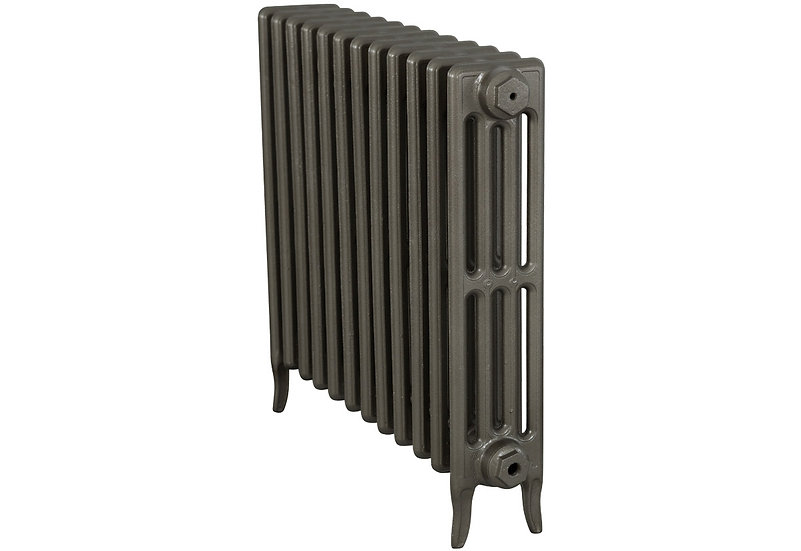 The Victorian 660mm, 4 Column, 12 Sections   Willow Green   Carron