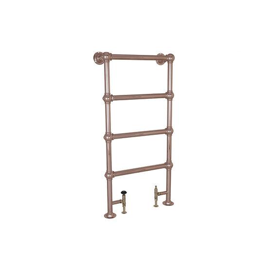Large Grandis Copper Towel Warmer | Hurlingham
