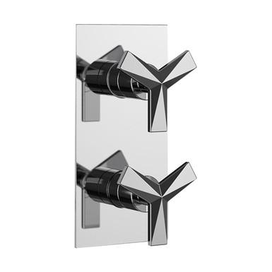 Hemsby Recessed Shower Valve | Heritage