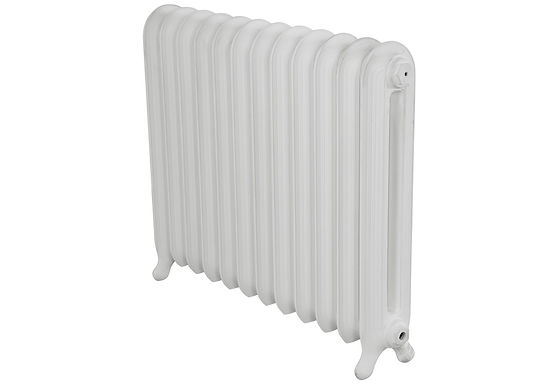 Tuscany 765mm, 2 Column, 12 Sections | Parchment White | Carron