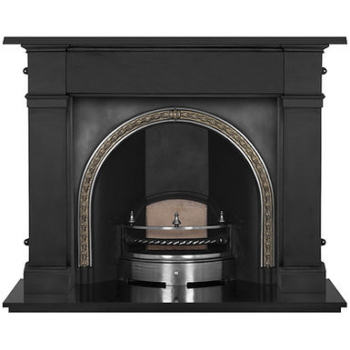 Kensington Cast Iron Fireplace Insert | Highlight | Carron