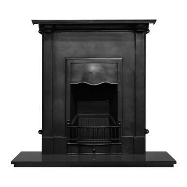 Abingdon Cast Iron Combination Fireplace | Carron