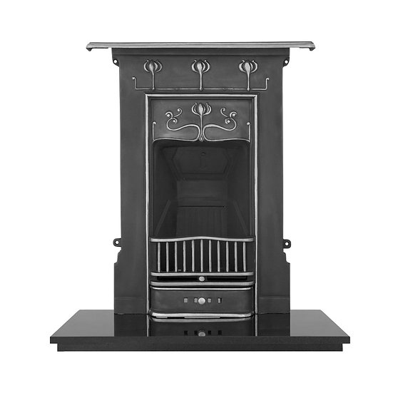Abbot Cast Iron Combination Fireplace | Carron