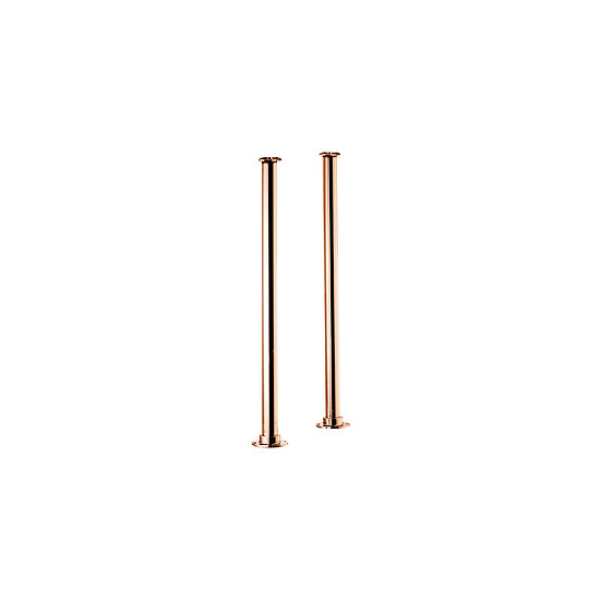 Stand Pipes in Copper   Hurlingham