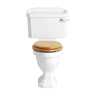 Granley Close Coupled WC & Cistern | Heritage