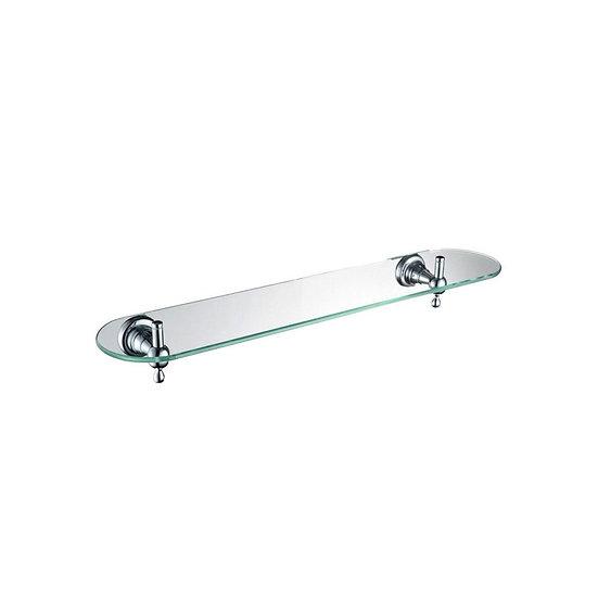 Holborn Single Glass Shelf | Heritage