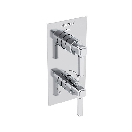 Somersby Recessed Shower Valve | Heritage
