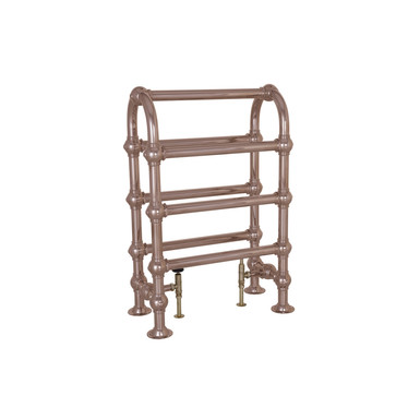 Grandis Horse Copper Towel Warmer | Hurlingham