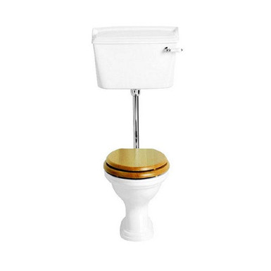 Dorchester Low Level WC & Cistern | Heritage
