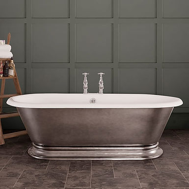 Shikara Cast Iron Bath | Hurlingham