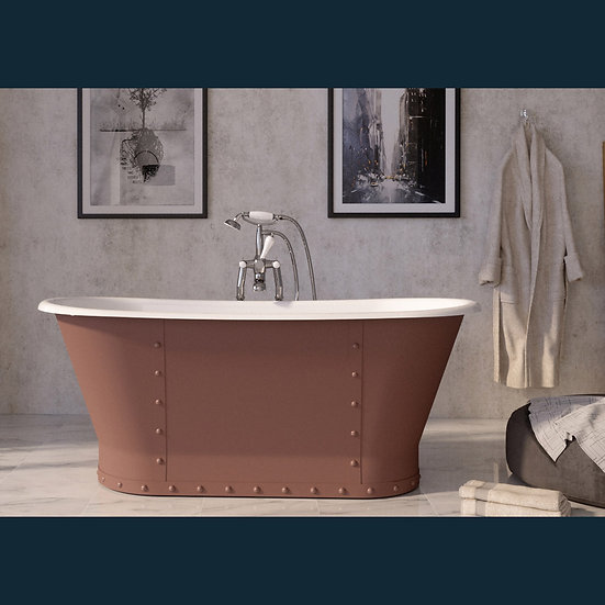 Drayton Cast Iron Bath | Hurlingham