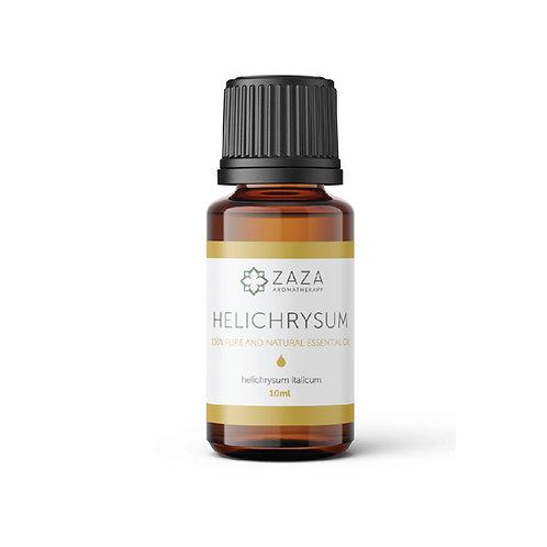 IMMORTELLE OIL (Helichrysum italicum)