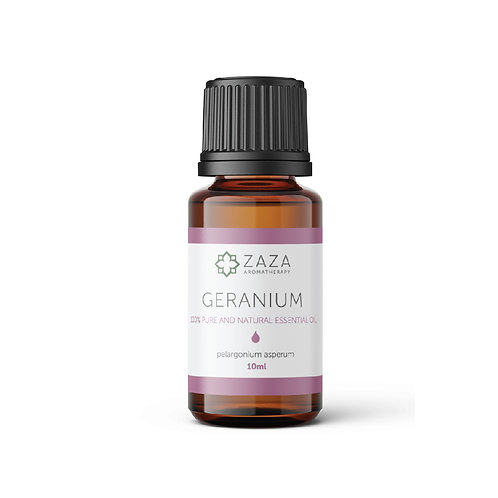 GERANIUM OIL (Pelargonium asperum)