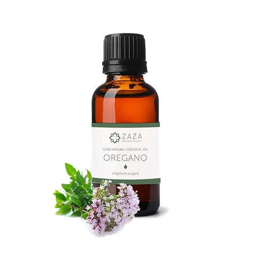 ORIGANUM OIL (Origanum vulgare) - Origano