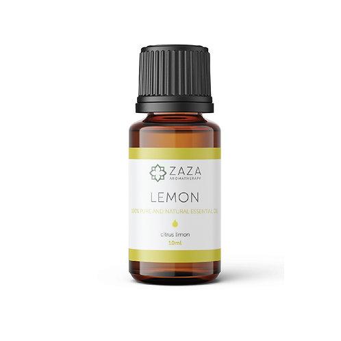 LEMON OIL (Citrus limon)