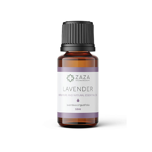 LAVENDER OIL (Lavandula angustifolia)