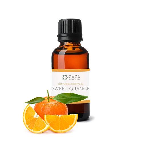SWEET ORANGE OIL (Citrus sinensis) - Narandža