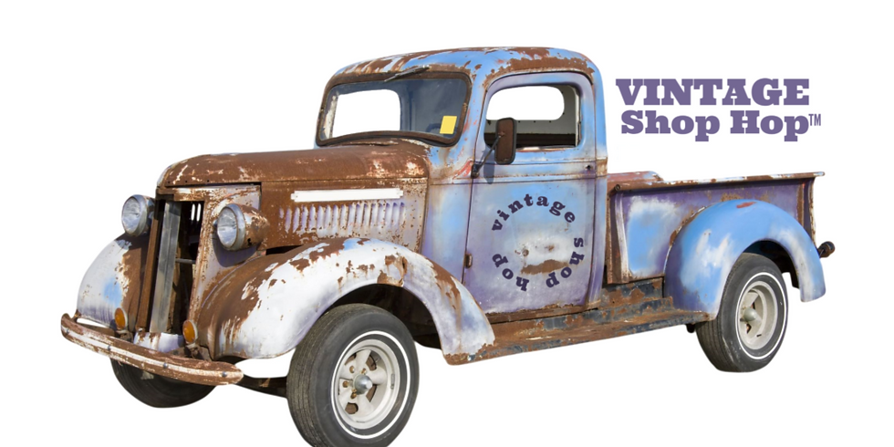 Vintage Shop Hop Sauk County- Sauk City & Baraboo