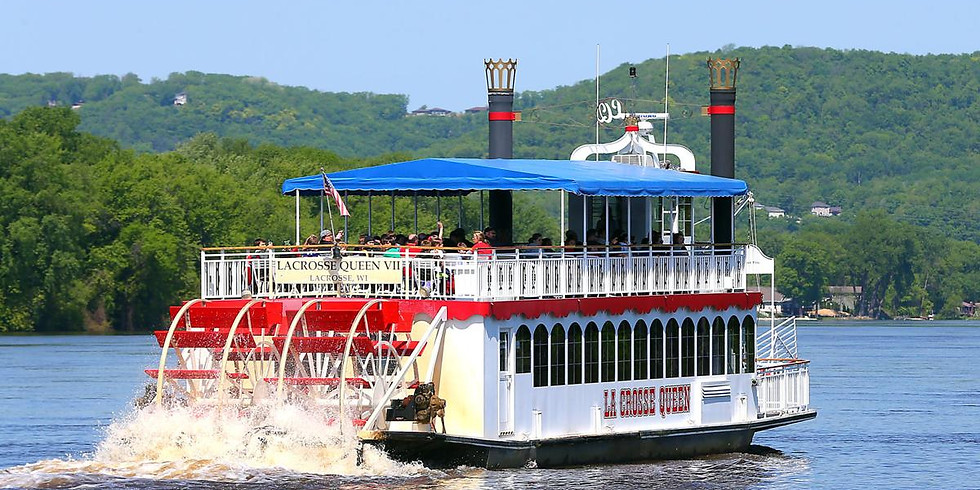 Great River Road Trip & La Crosse Queen 3 Hour Cruise with Lunch (1)