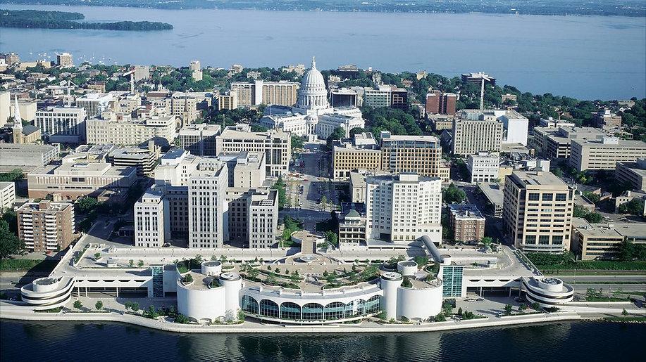 Madison Panoramic View