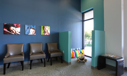 Comfortable Reception Area