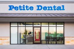 Petite Dental Storefront