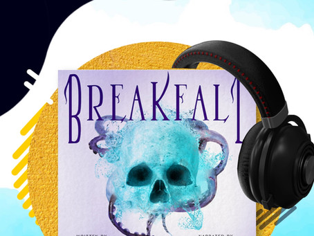 🎧 Breakfall: Now Available In Audiobook 🎧