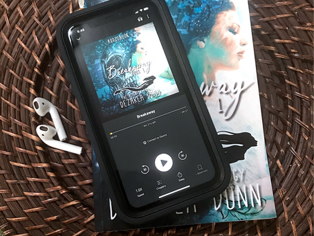 🎧 Breakaway: Now Available at Audible and Nook 🎧