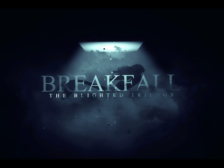 📚Breakfall: The Blighted Trilogy Book 2 Trailer📚