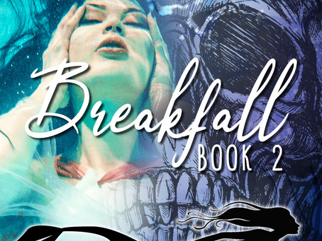 BREAKFALL BOOK TWO COVER RELEASE