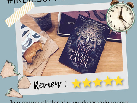 ✏️ #INDIESUPPORTSEPTEMBER Review for The First Eater ✏️