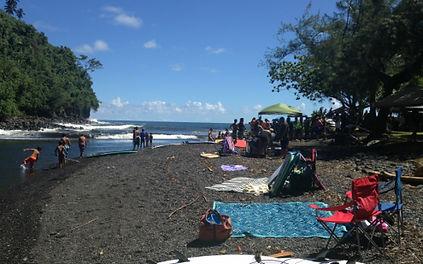 Hakalau Hawaii Beach Park