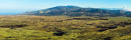 Parker Ranch and Mauna Kea Hawaii