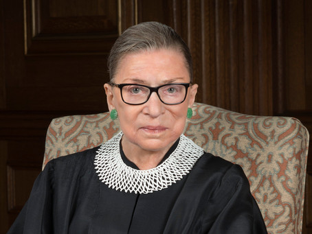 Heroes Never Die:  How RBG Can Live On