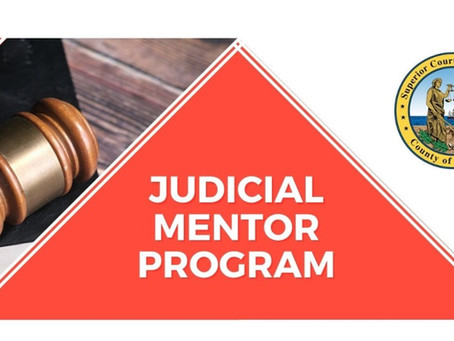 The San Diego Superior Court Has Launched Its Judicial Mentor Program