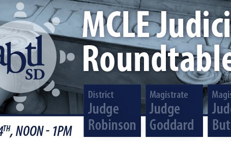 Judicial Roundtable Event