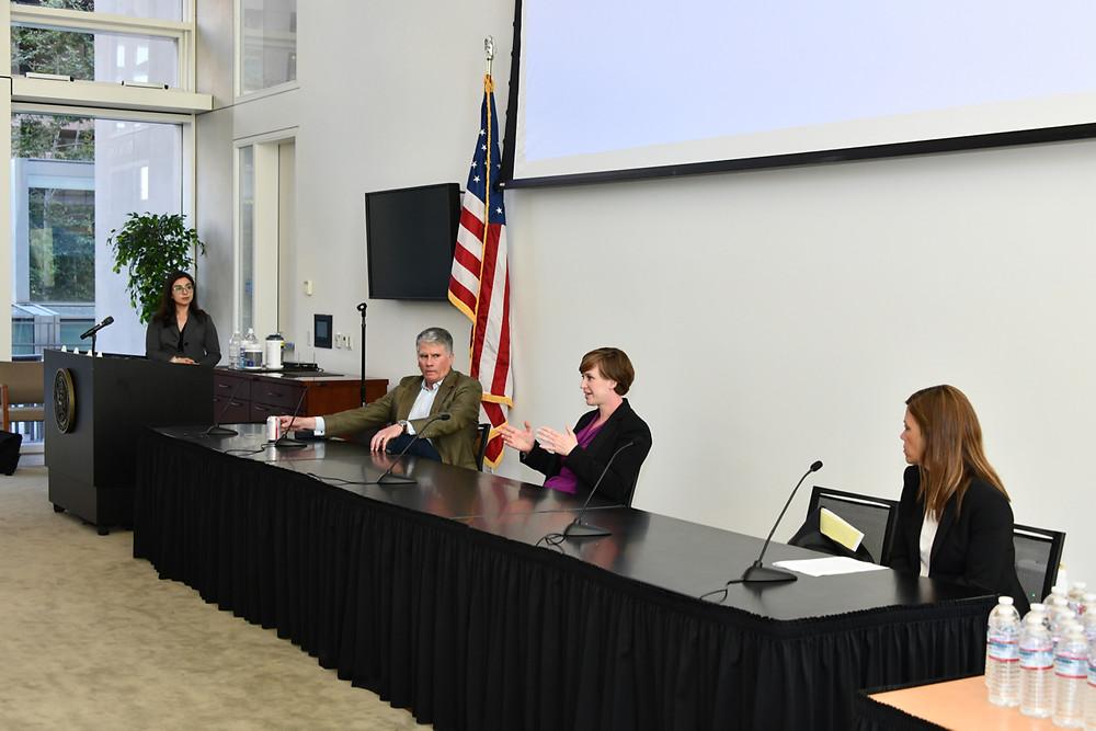 Civil Practitioners Panel Featuring Erick M. Acker, Rebecca Church, and Jenna M. Rangel