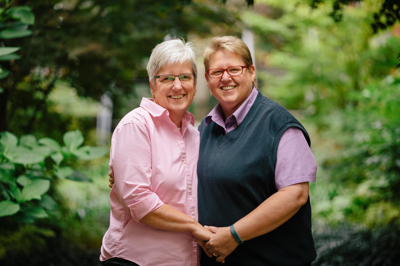 Jeanine & Deanna Geiger-Nelson