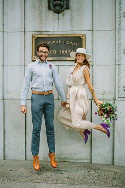 Gretchen and Derrick Wedding