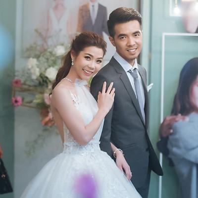 Naparat & Chaianan WEDDING's Reception
