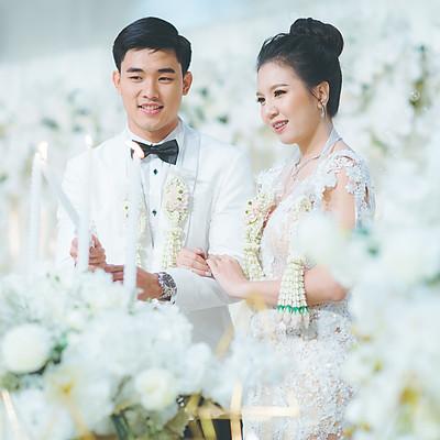 KAEW & KNOT WEDDING RECEPTION