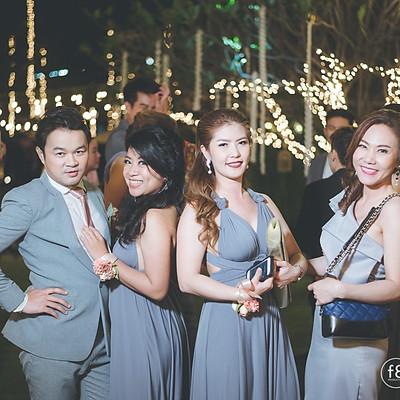 T & K : Wedding Reception