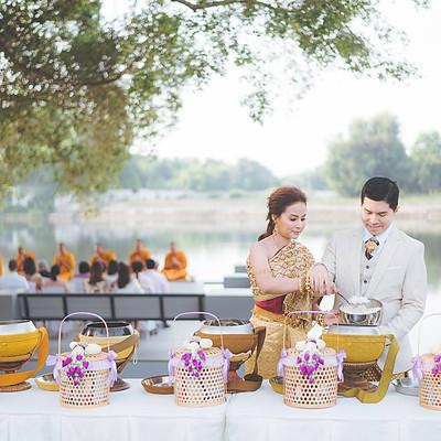 PLENG & SIMON WEDDING's Engagement