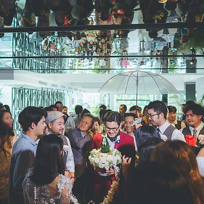 TOEY & TON WEDDING's ENGAGEMENT