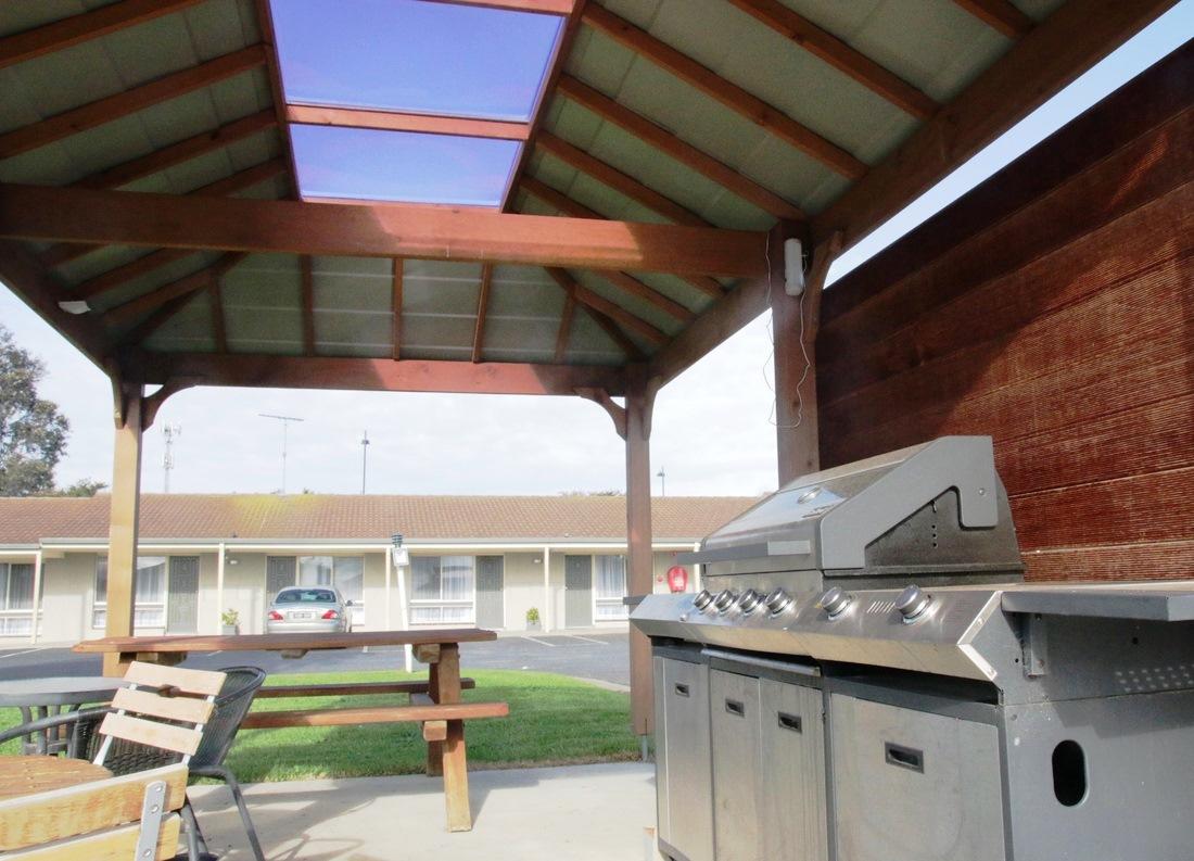 BBQ amenities