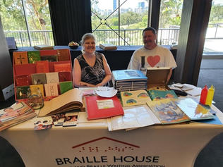 Braille House Publications