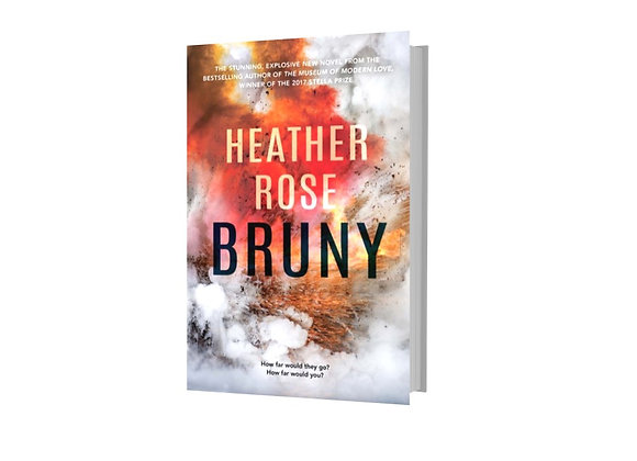 Bruny - Heather Rose